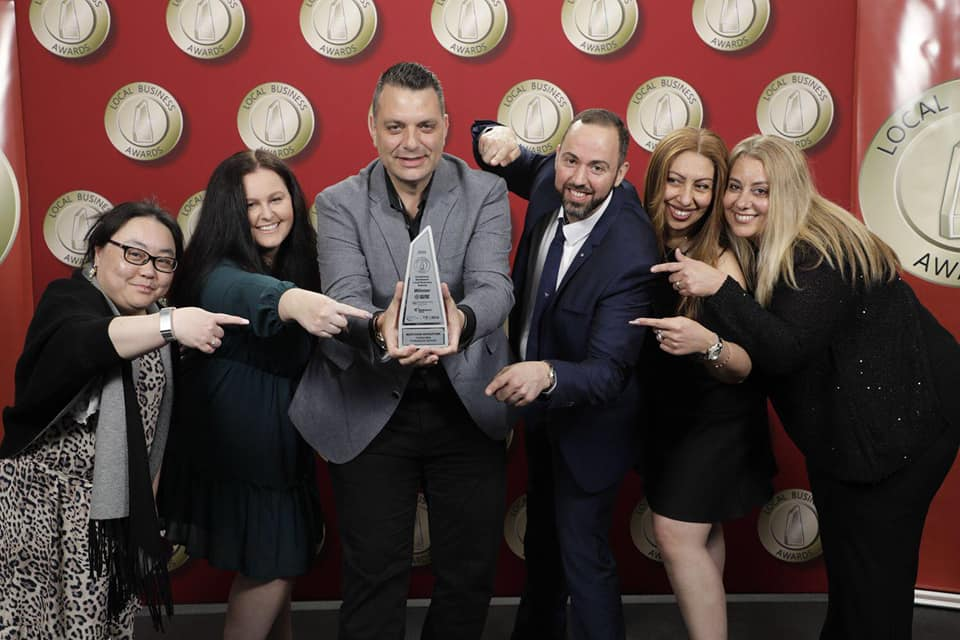 Mortgage Navigators CANTERBURY BANKSTOWN LOCAL BUSINESS AWARDS 2020 WINNERS