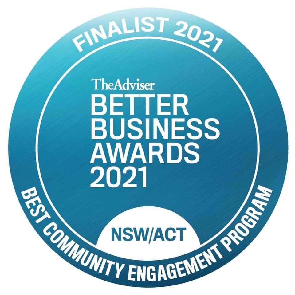 Mortgage Navigators Better business community Award Finalist 2021